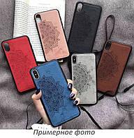 ТКАНЬ с 3D рисунком для Xiaomi Redmi Note 7 / Note 7 Pro / Note 7s /чехол /накладка для Ксиоми редми нот 7/нот 7 ПРО/сяоми/