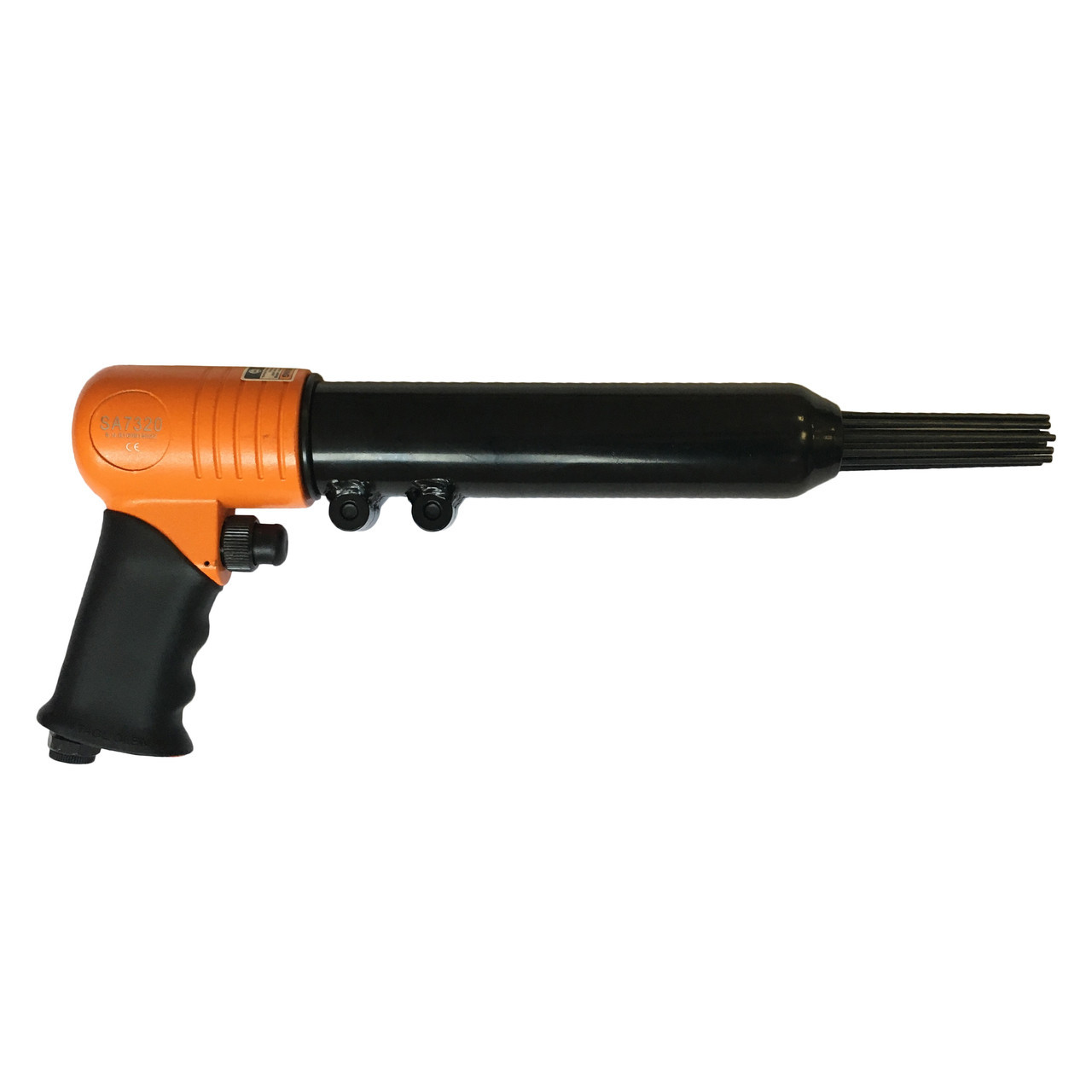 Молоток игольчатый пневматический пистолетного типа Air Pro SA7320 (Тайвань)