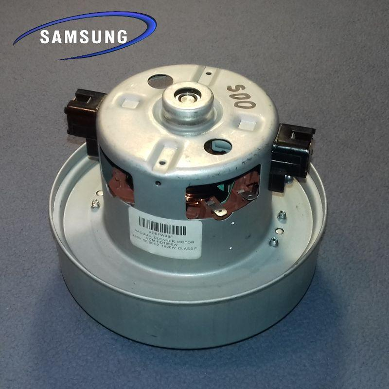 Мотор VCM-HD.115 F / 1800W для Samsung (аналог VCM-K40HU/VCM-K50HU) h=112 d=135