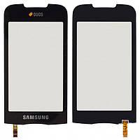 Touchscreen (сенсорный экран) для Samsung B7722i, черный, оригинал