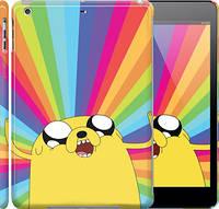"Чохол на iPad 5 (Air) Adventure Time. Jake v3 ""2449c-26"""