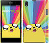 "Чехол на Sony Xperia Z1 C6902 Adventure Time. Jake v3 ""2449c-38"""