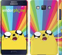 "Чехол на Samsung Galaxy A5 A500H Adventure Time. Jake v3 ""2449c-73"""