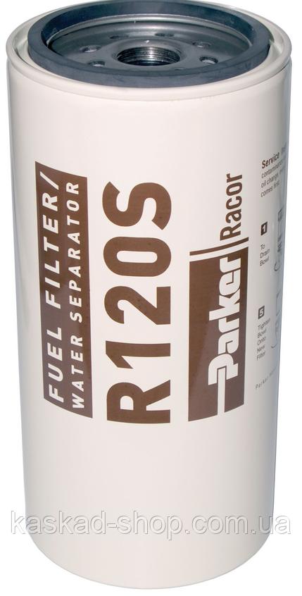 Фільтр паливний сепаратора R120P Racor Parker 30мик