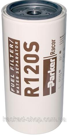 Фільтр паливний сепаратора R120P Racor Parker 30мик, фото 2
