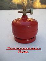 Газовые  балоны  0.5кг  (Турция)