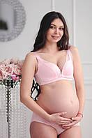 5056 Красивый бюст для кормления Розовый 75B, фото 1
