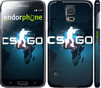 "Чехол на Samsung Galaxy S5 g900h Counter-Strike: Global Offensive ""2756c-24"""