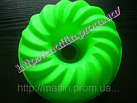 Форма силиконовая Калач большой полый, фото 1