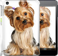 """Чехол на iPad mini 3 Йоркширский терьер с хвостиком """"930c-54"""""""