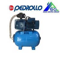 Насосная станция для водоснобжения (подачи воды в дом и полива) PEDROLLO (Оригинал) JSWm 2AX/24-CL(Х)