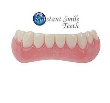 Виниры | Накладные зубы | Виниры для нижних зубов Instant Smile Flexible Lower