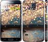 "Чехол на Samsung Galaxy S5 Duos SM G900FD Фонарики ""2724c-62"""