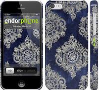"""Чехол на iPhone 5c Восточный орнамент v2 """"2851c-23"""""""