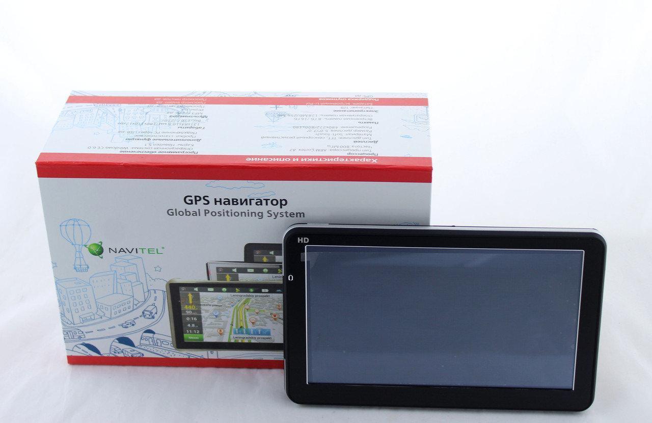 GPS-навигатор автомобильный GPS 8002