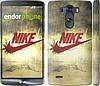 """Чехол на LG G3 dual D856 Nike 8 """"1025c-56"""""""