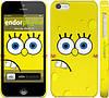 """Чехол на iPhone 5c Губка Боб """"197c-23"""""""