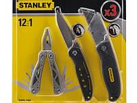 Мультитул плоскогубцы и карманный + складной ножи STANLEY STHT0-71029
