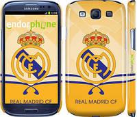 "Чехол на Samsung Galaxy S3 Duos I9300i Реал Мадрид 2 ""347c-50"""