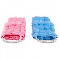 Loofa Cloth For Body Wash  2 полотенца ,мочалка для бани