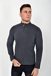 Кофта мужская 116R001 цвет Серый
