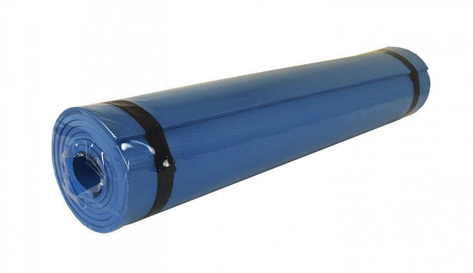 Килимок для занять фітнесом і йогою M 0380-3 Блакитний