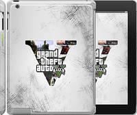 """Чехол на iPad 2/3/4 GTA 5 """"629c-25"""""""