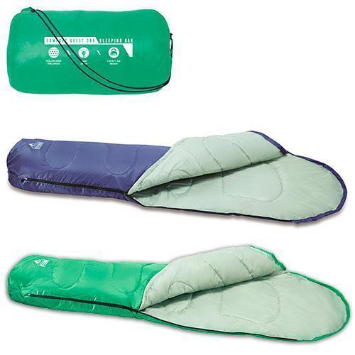 Мешок спальный  68054 SH BESTWAY в сумке Зеленый