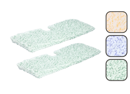 Сменная насадка для плоской швабры двухстороняя