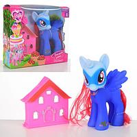 Синяя Литл Пони X6-C1 LP Little Pony