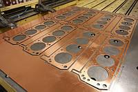 Гидрорезка листовых цветных металлов