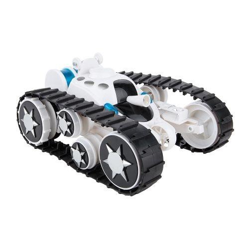 Танк Спартак Space Rover 666-888 White на радиоуправлении
