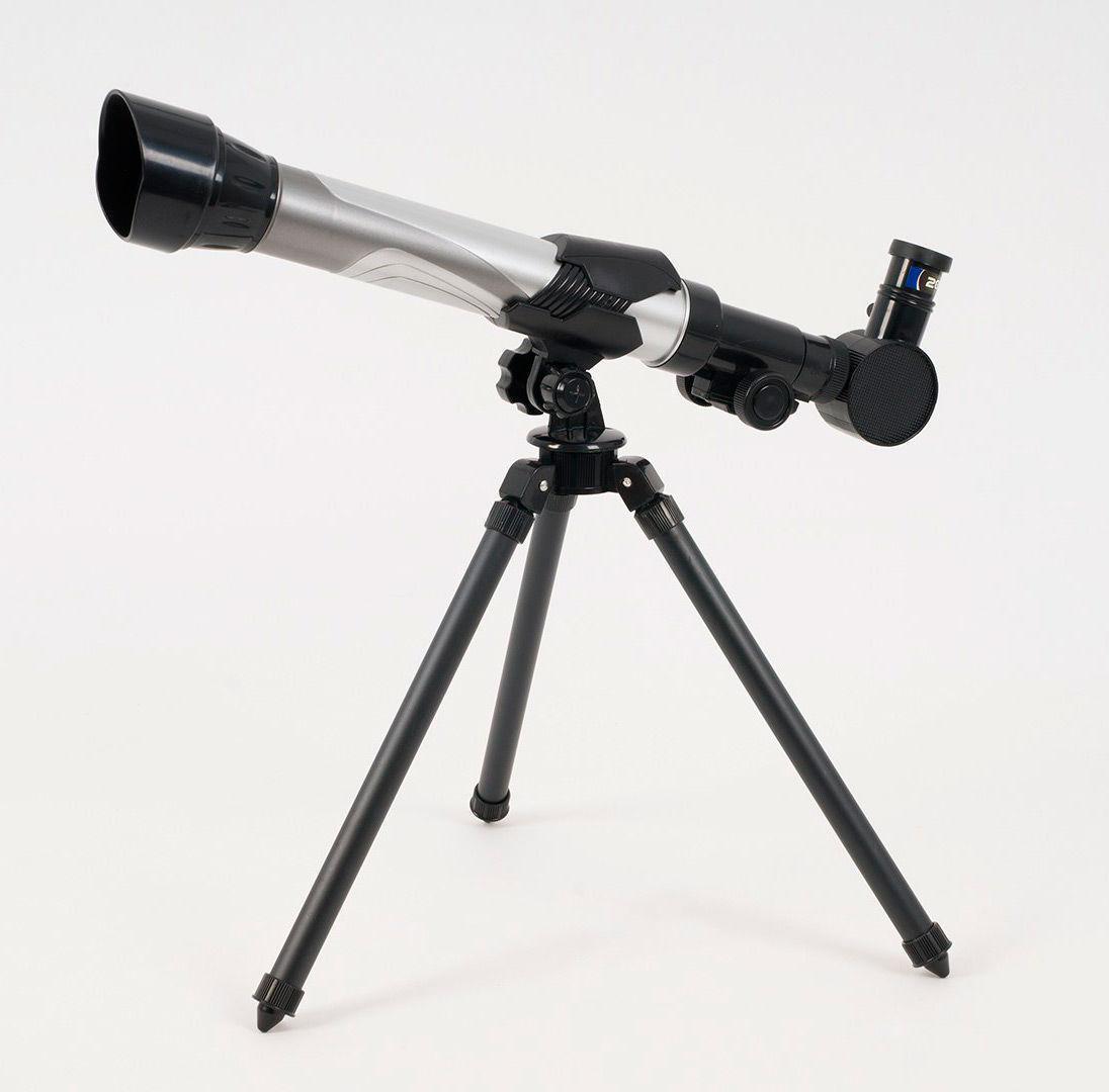 Игровой телескоп для детей Acor C 2131 со сменными объективами