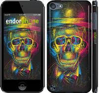 """Чехол на iPod Touch 5 3D скелет """"2868c-35"""""""