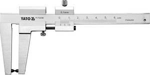 Штангенциркуль для тормозных дисков 160 мм YATO YT-72090 (Польша)