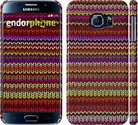 "Чехол на Samsung Galaxy S6 G920 вязаный ""1798c-80"""