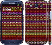 """Чохол на Samsung Galaxy S3 i9300 в'язаний """"1798c-11"""""""