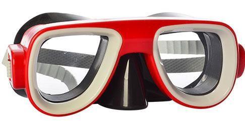 Дитячі окуляри-маска для підводного плавання MSW 028-1179SH червоні