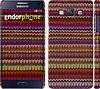 "Чехол на Samsung Galaxy A5 A500H вязаный ""1798c-73"""