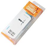 Удлинитель Travel Charger 4 USB (1.5м.), синий, фото 6