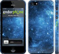 """Чохол на iPhone 5s Зоряне небо """"167c-21"""""""
