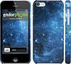 """Чехол на iPhone 5c Звёздное небо """"167c-23"""""""
