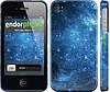 """Чехол на iPhone 4 Звёздное небо """"167c-15"""""""