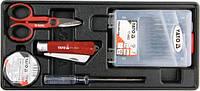 Набор инструментов в ложементе YATO YT-55471 (Польша)