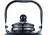 Чайник з рухомою ручкою Benson BN-106 чорний з малюнком (2.5 л), фото 3