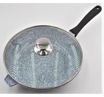 Сковорода Benson BN-521 (28*7 см) с антипригарным покрытием