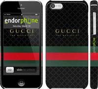 """Чехол на iPhone 5c Gucci 1 """"451c-23"""""""