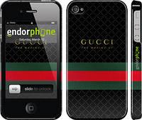 """Чехол на iPhone 4s Gucci 1 """"451c-12"""""""