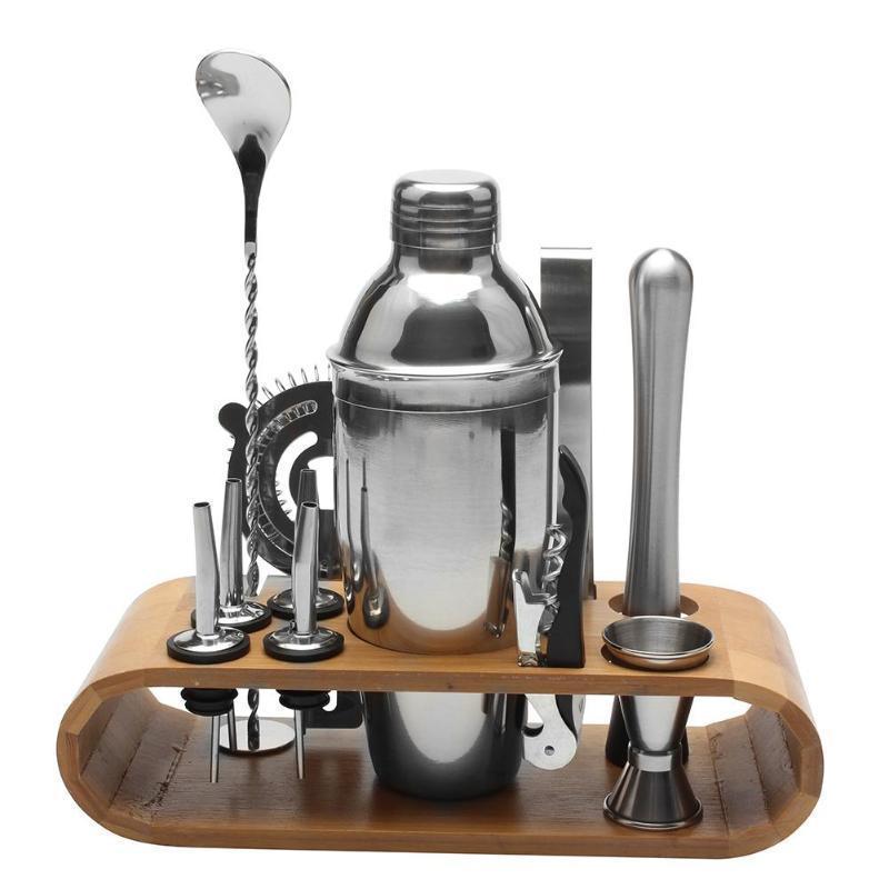 Барный набор (коктейльный набор для бара) 12 предметов Spectr B12