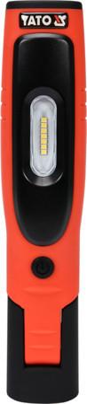 Светодиодный фонарь аккумуляторный YATO YT-08508 (Польша)